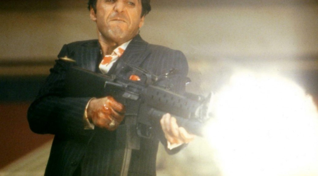 Wait, I forgot, you get the gun first.