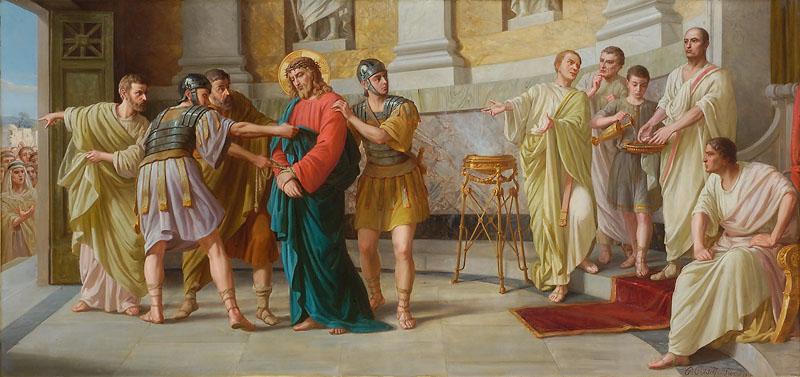 ridolfi Jesus & Barabbas